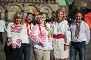 ukrainische Traditionen